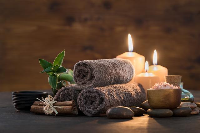 svíčky na aromaterapii