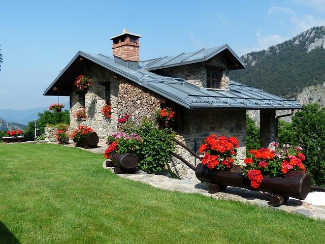letní domek