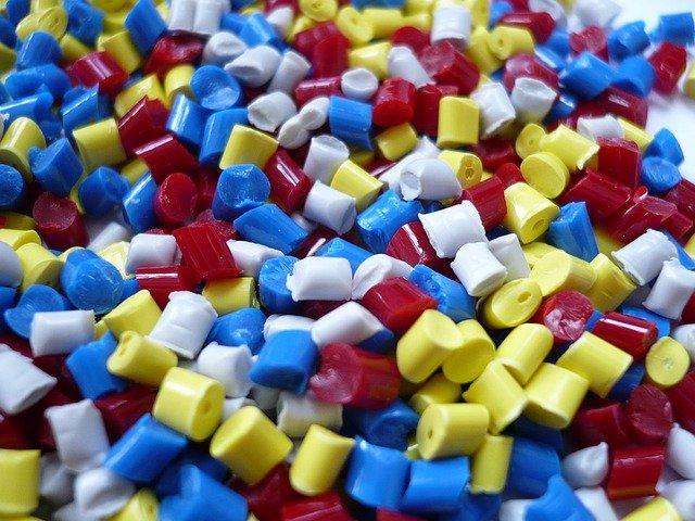 Materiálová recyklace plastů
