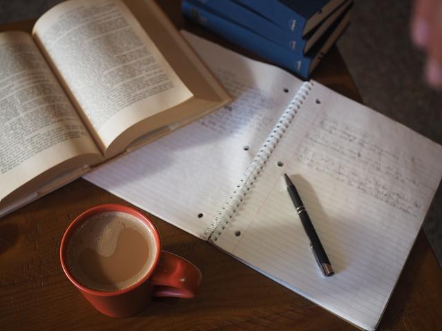 káva a pomůcky k vzdělávání