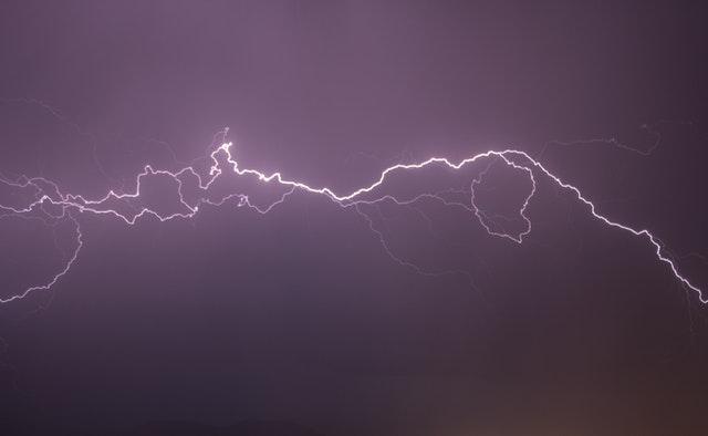 blesk, elektřina